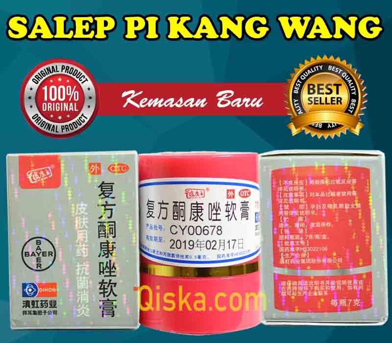 Membedakan Pi Kang Wang Asli Dan Palsu