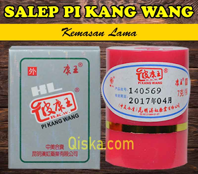 Pi Kang Wang Asli Palsu