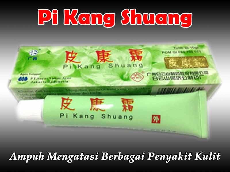 Pi Kang Shuang Untuk Bekas Jerawat