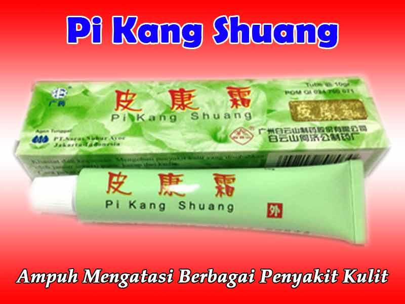 Pi Kang Shuang Asli Dan Palsu
