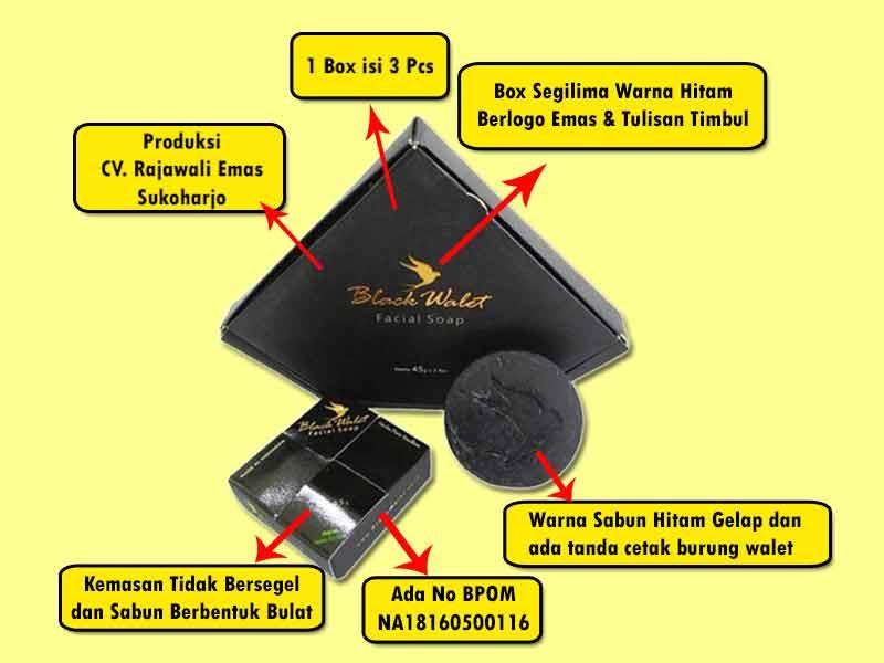 Khasiat Sabun Black Walet Untuk Payudara