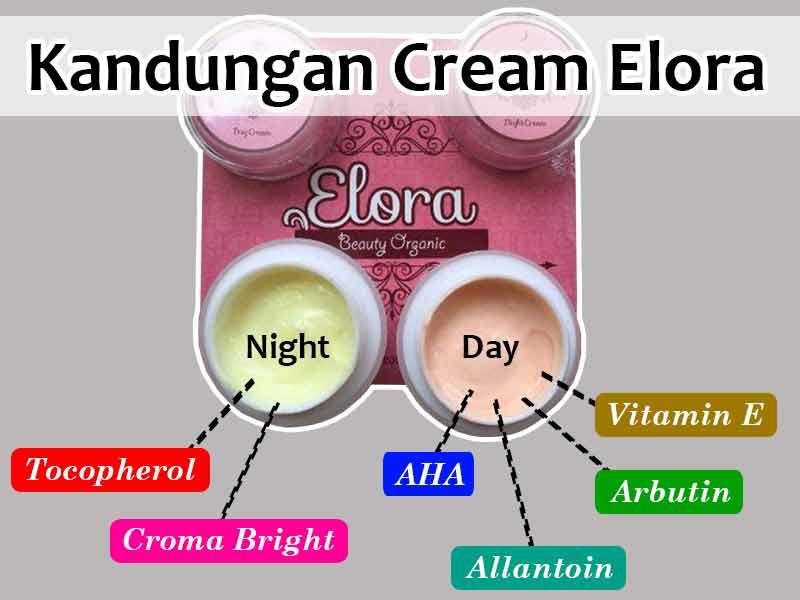 Harga Elora Beauty Cream