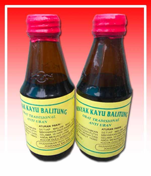 Minyak Kayu Balitung Original