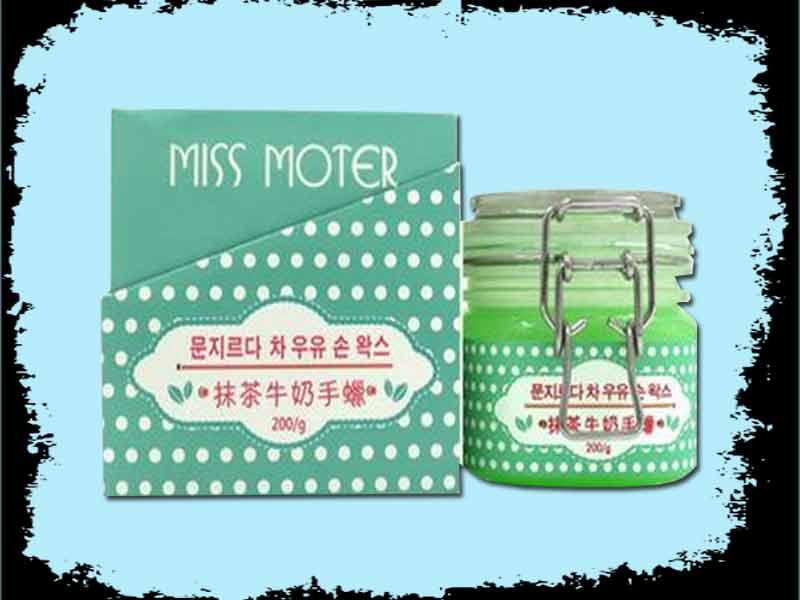 Ciri Miss Moter Matcha Palsu