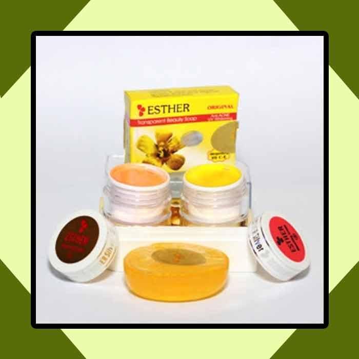 Cream Esther Gold BPOM