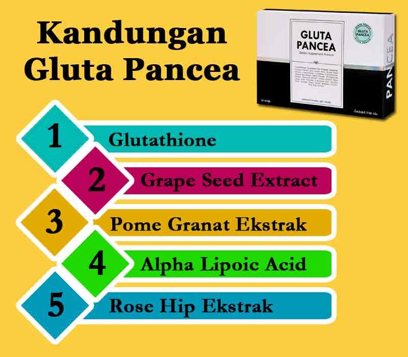 Gluta Panacea Review Pemakaian