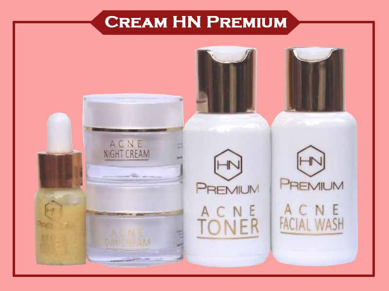 Review Cream HN Premium Original