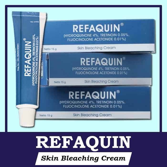 Harga Refaquin Cream Bleaching