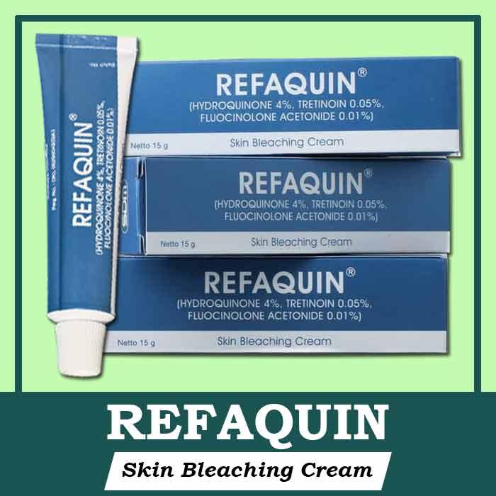 Cream Refaquin Untuk Jerawat