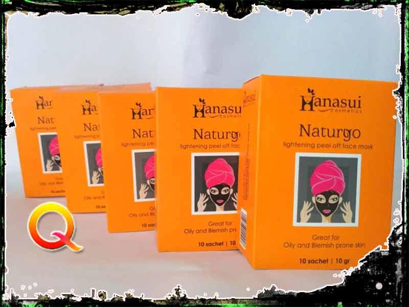 Jual Masker Naturgo Untuk Wajah Berminyak di Kota Banjarnegara