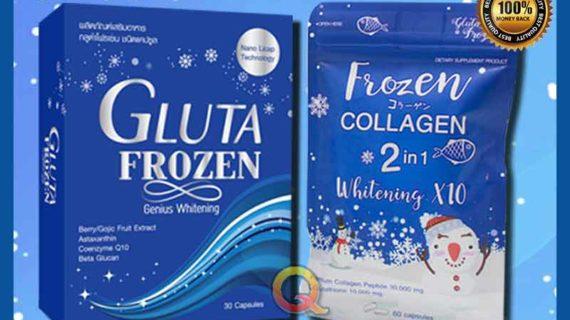 PROMO Suplemen Pemutih Kulit Gluta Frozen di Soe